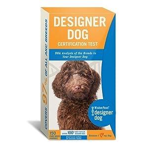 designer dog dna test kit wisdom panel insights dna test for dogs pet supplies. Black Bedroom Furniture Sets. Home Design Ideas