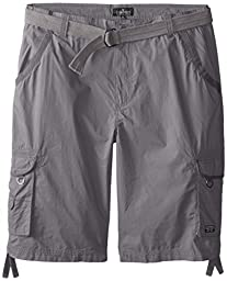 Company 81 Men\'s Big-Tall Special Ops Cargo Shorts, Sterling, 42