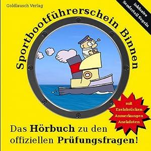 Sportbootführerschein Binnen Hörbuch