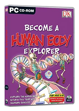 Become A Human Body Explorer