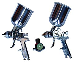 3-PC HVLP SPRAY GUN KIT