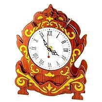 Classic Clock 3: Rosewood