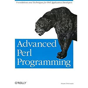 Advanced Perl Programming (Perl Series)