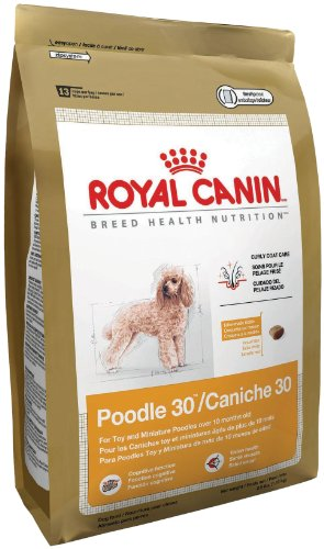 Royal Canin Dry Dog Food, Poodle 30 Formula, 10-Pound Bag