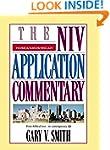 Hosea, Amos, Micah (The NIV Applicati...