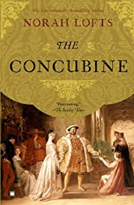 "Cover of ""The Concubine: A Novel"""