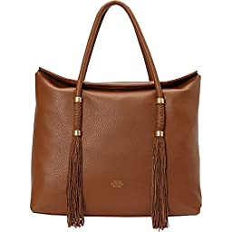 Vince Camuto Dessa Small Tote Bag, Hazelnut Brown, One Size