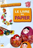 Le livre du papier