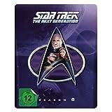Star Trek: The Next Generation - Season 6 (Steelbook, exklusiv bei Amazon.de) [Blu-ray] [Limited Collector's Edition]