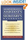 Administrative Assistant's and Secretary's Handbook (Administrative Assistant's & Secretary's Handbook)