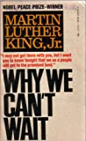 echange, troc Jr., Dr. Martin Luther King - Why We Can't Wait