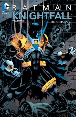 Batman Knightfall Vol 2 - Knightquest by DC Comics