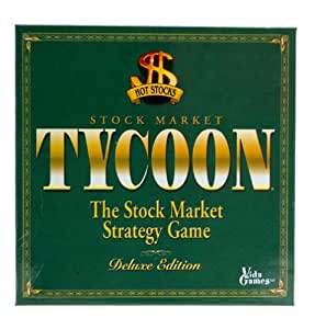 Tycoon - The Stock Market Strategy Game - Deluxe Edition