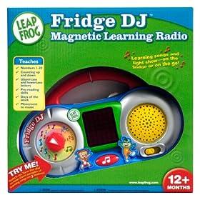 LeapFrog Fridge DJ Magnetic Learning Radio