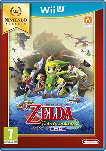 The Legend of Zelda: The Wind Waker HD - Nintendo Wii U, Nintendo Selects