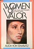 img - for Women of Valor: Trials and Triumphs of Seven Saints book / textbook / text book