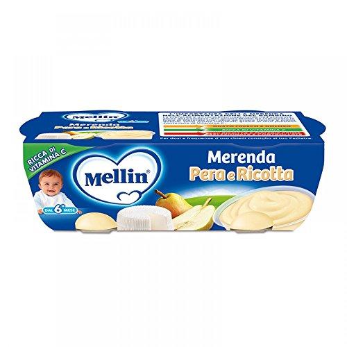 ( 3181 ) MELLIN MELLIN MERENDA PERA/RICOT130X2