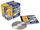 Memorex Professional CD-R - 700MB 52x 10 Pack Jewel Case
