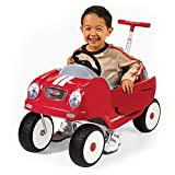 Radio Flyer Sport Coupe Red