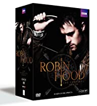 Big Sale Robin Hood: The Complete Series