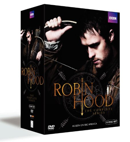 Robin Hood: The Complete Series (Robin Hood Series 1 compare prices)