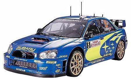 Tamiya - 24281 - Maquette - Subaru Impreza WRC MC 05 - Echelle 1:24
