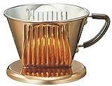 Kalita 銅製 コーヒードリッパー 2~4人用 102-CU