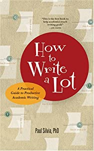 Cover of &quot;How to Write a Lot: A Practical...