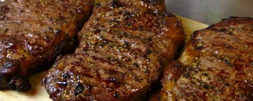 アメリカ産超極厚のリブロースステーキ 450g Boom!Steak!ブーンステーキ・リブアイステーキ