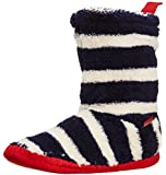 Joules Fluffy, Women's Hi-Top Slippers