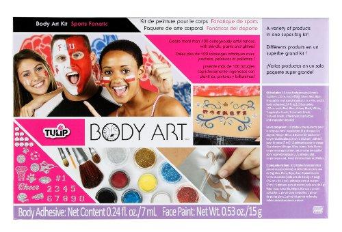 Tulip Body Art Kit, Sport Fanatic front-1051426