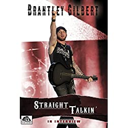 Brantley Gilbert Straight Talking