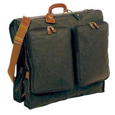 Bric's Life Deluxe Garment Bag (Olive)