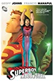 Francis Manapul Superboy The Boy Of Steel TP