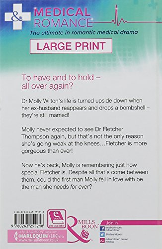 Still Married to Her Ex! (Mills & Boon Largeprint Medical)