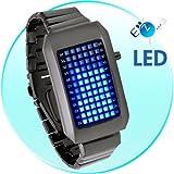 Zero Kelvin – Japanese Blue LED Watch