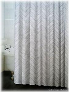 Stripes bathroom bath shower curtain cheap chevron shower curtains