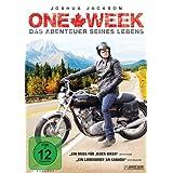 """One Week - Das Abenteuer seines Lebensvon """"Joshua Jackson"""""""