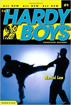 Hardy Boys Undercover Brothers Series