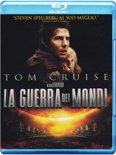 La guerra dei mondi [Blu-ray] [IT Import]