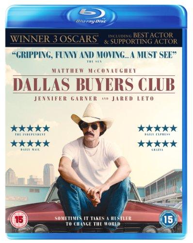 Dallas Buyers Club [Blu-ray] [Reino Unido]