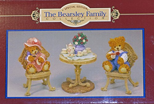 The Bearsley Family Collection Two For Tea Set House Of Lloyd 1998