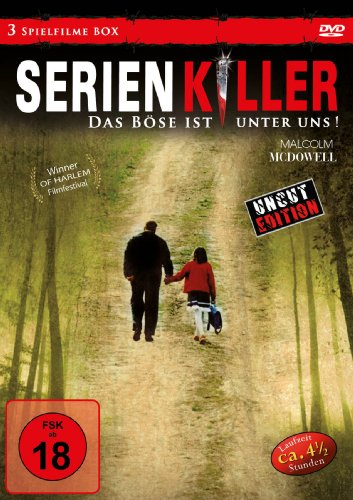 Serienkiller ( 3 Spielfilme Set )