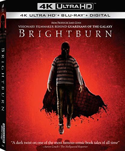 4K Blu-ray : Brightburn (2 Discos)