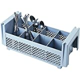 Cambro (8FBNH434151) 8 Compartment Flatware Basket - Camrack®