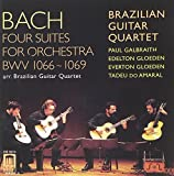 Four Suites for Orchestra Bwv