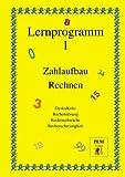 img - for Lernprogramm 1 - Zahlaufbau Rechnen. Dyskalkulie. Rechenst rung. Rechenschw che. Rechenschwierigkeit. von G nther Heil (2003) Spiralbindung book / textbook / text book
