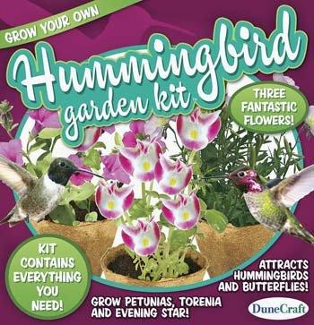 DuneCraft Outdoor Garden Kit - Hummingbird Garden Kit
