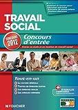 Travail social : concours d'entrée