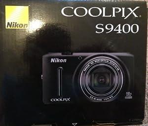 COOLPIX S9400 18MP Digital Camera 18x Op
